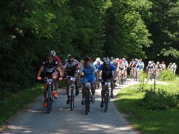 Rezultati 6. MTB kolesarski vzpon na Boč