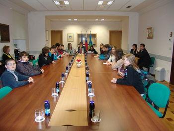 Otroški parlament v Šempetru