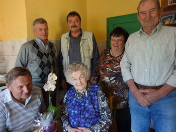 96 let Marije Povh