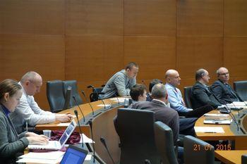 Kronoterm podal svoje mnenje o EKS (energetski koncept Slovenije) v Državnem zboru