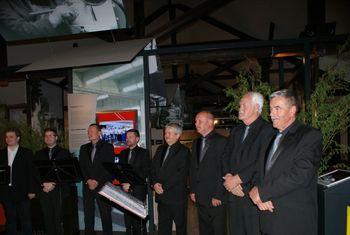 Koroški oktet, jubilejni koncert ob 55-letnici