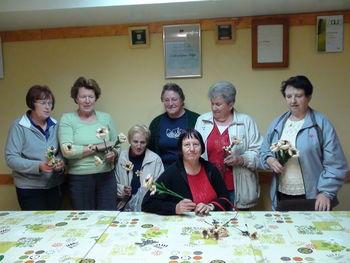 Ohranjanje starih obrti – pletenje iz ličja