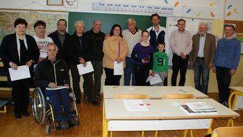 Radioklub Cirkulane S59DDR usposobil že 85 novih operaterjev