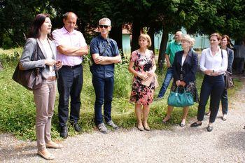 Na gradu Borl, Vladna delovna skupina za razvoj Haloz