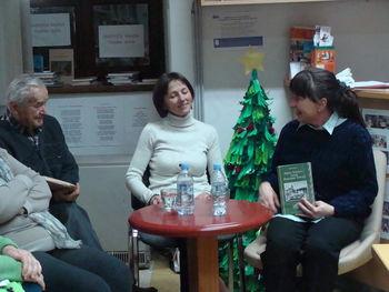 Literarni večer v okviru Rastoče knjige