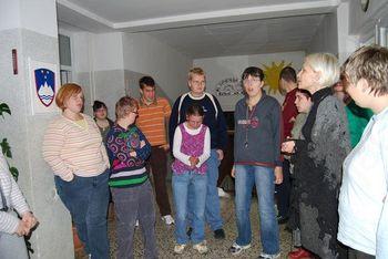 Tradicionalni obisk prijateljev iz CUDV Črna na Koroškem