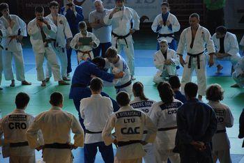 Prednovoletni judo tabor v Slovenj Gradcu