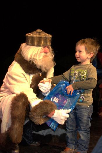 Dedek Mraz v Grosuplju