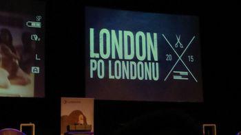 London po Londonu-frizerski dogodek