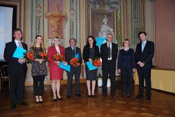 Osnovna šola Dobje prejela priznanje Blaža Kumerdeja