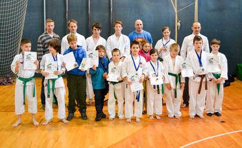 Državno prvenstvo JKA karateja 2016