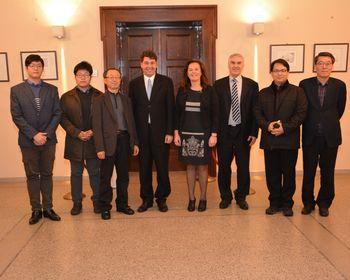 Občino obiskala delegacija iz Korejske okoljske korporacije