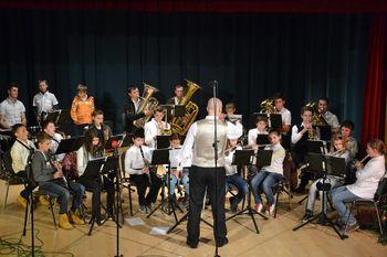 Praznični koncert Godbe Dobrova - Polhov Gradec