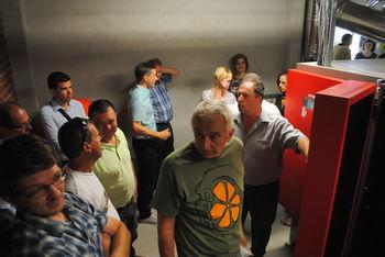 Kotlovnica na biomaso v Lokavcu