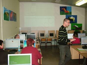 Otvoritvena delavnica Local Press v občini Ruše