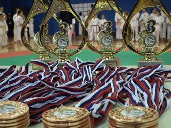 Odličen rezultat naših karateistov na karate turnirju v Sevnici