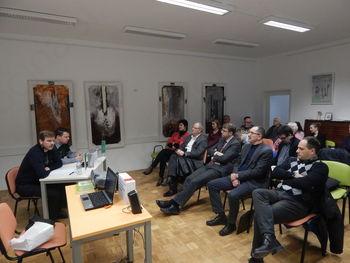 Tiskovna konferenca Mladinske iniciative za 3. razvojno os