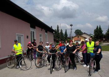 1. Vaško kolesarjenje – Starošince 2015