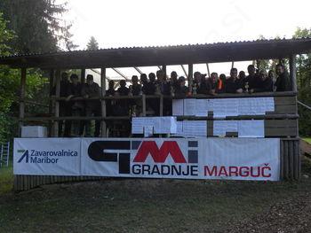 Meddružinska strelska tekma v streljanju na glinaste golobe in MK ob prazniku občine Oplotnica