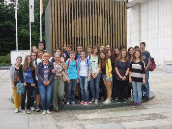 Zlati bralci v Ljubljano