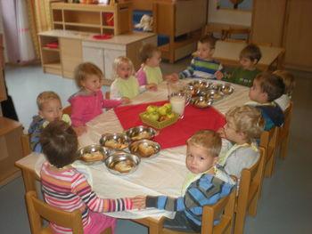 Tradicionalni slovenski zajtrk tudi v vrtcu