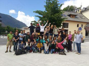 Obisk študentov Ekonomske fakultete