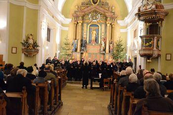 Praznični koncert v Župnijski cerkvi Sv. Ilja