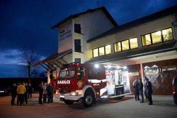 Šentviški gasilci začeli s praznovanjem jubilejnega leta