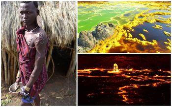 Potopisno predavanje Maje Drča: Razglednice iz Etiopije