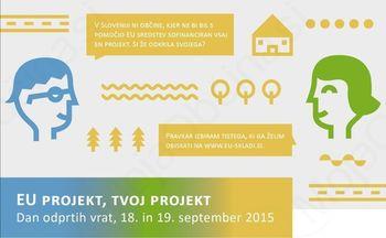 »EU projekt, moj projekt«