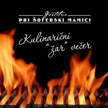 """Kulinarični """"ŽAR"""" večer"""