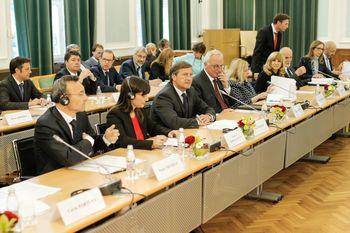 V Novi Gorici je potekalo drugo zasedanje Skupnega odbora Slovenija – Furlanija-Julijska krajina