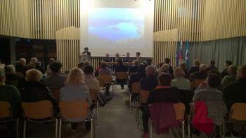 Občni zbor Turističnega društva Bled