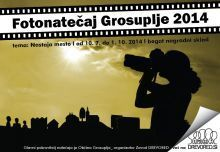 Fotografski natečaj Grosuplje 2014