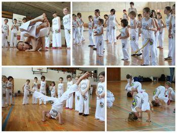 ŠKD Capoeira Slovenija - Vadba, ki navdušuje otroke
