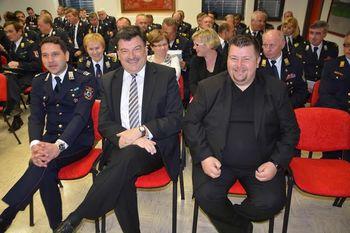 Gasilska zveza Grosuplje na skupščini