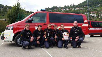 Topliški gasilci med najboljšimi v Sloveniji