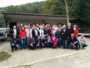 Strokovna ekskurzija PGD Turiška vas v hrvaško Zagorje