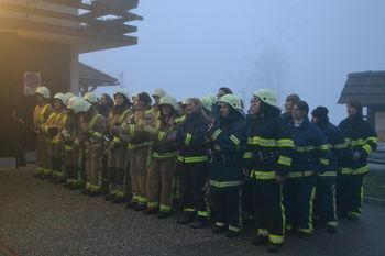 Vaja članic GZ Litija: Gasilke preplavile Polšnik