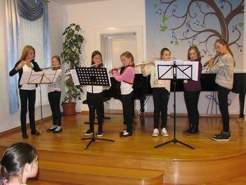 V glasbenem projektu bo nastopilo 47 glasbenih šol po vsej Sloveniji, tudi tržiška