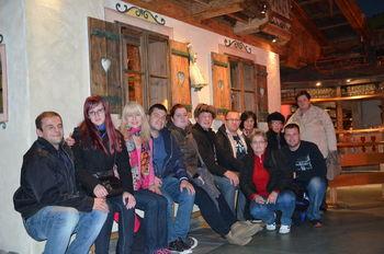 Gostovanje v Nemčiji