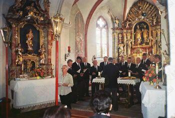 Tradicionalno romanje v Glinje na Koroškem
