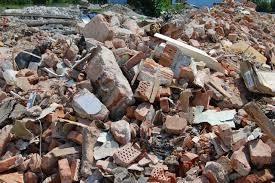 Kam z gradbenimi odpadki?