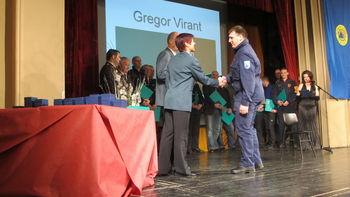 Podelitev priznanj in nagrad ob svetovnem dnevu Civilne zaščite