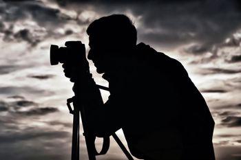 """Fotografska razstava """"Risanje s svetlobo"""""""