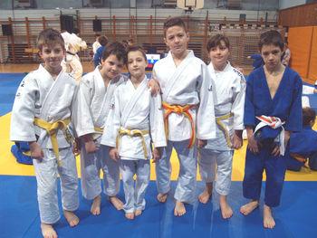 Najmlajši tekmovalci JK Duplek so uspešno nastopili v Ravnah na Koroškem