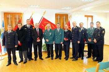 Svečana akademija Gasilske zveze Kobarid