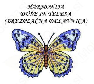 DELAVNICA - HARMONIJA DUŠE IN TELESA