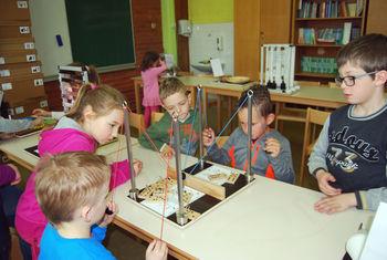 Hiška eksperimentov v šoli