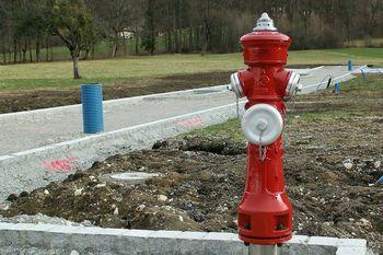 Pripombe in opozorila o pomanjkljivostih v zvezi z izgradnjo vodovodnega sistema